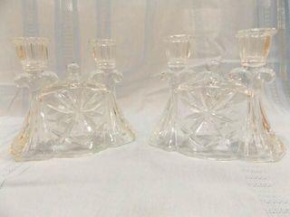 Double Candleholders   2  6