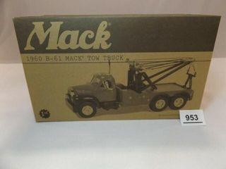 1998 Texaco Mack B 61 Tow Truck  Metal