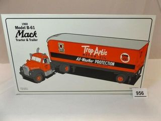 1996 Mack Trop Artic Metal Truck