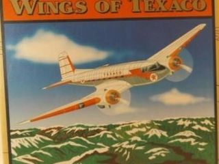 2003 Texaco Gooney Bird Metal Airplane