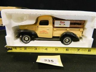 Ertl 1940 Coors Ford Pickup Truck