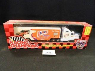 Nascar lance Snacks Racing Truck