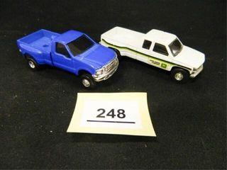 Ertl Pickup Trucks  1 John Deere