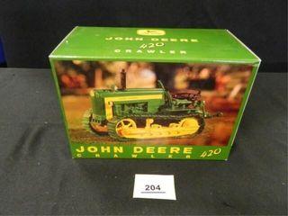 Ertl John Deere 420 Crawler