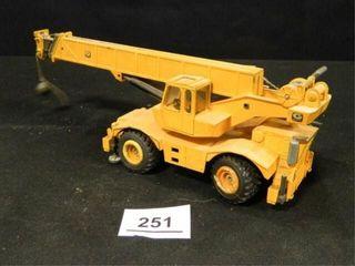 Crane Toy Replica  W  Germany