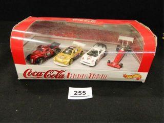 Hot Wheels Coca Cola Race Team
