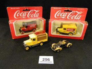 Coca Cola Delivery Trucks   3