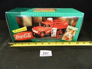Coca Cola Stake Truck