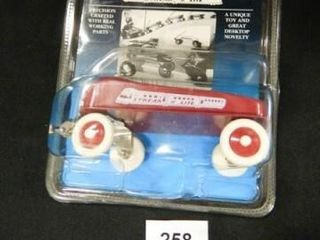 Miniature Radio Flyer Wagon