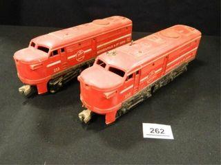 lionel Engines   2