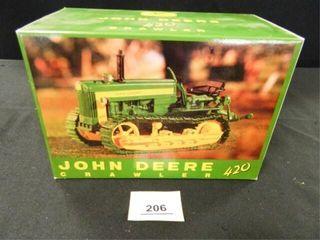Ertl John Deer 420 Crawler