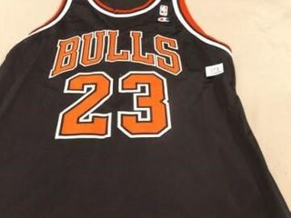 Champion Jordan Bulls 23 Jersey