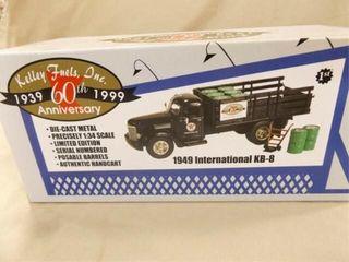 1999 Texaco Kelley Fuels Metal Truck