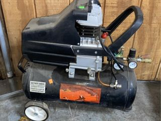 Central Pneumatic Air Compressor Untested