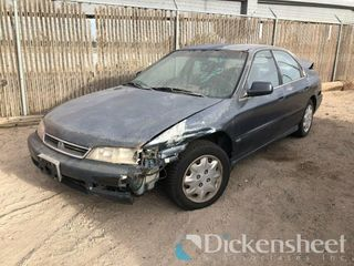 1997 HOND ACCORD 4D 1HGCD5532VA110164