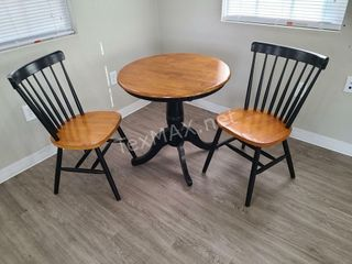 Table & (2) Chairs