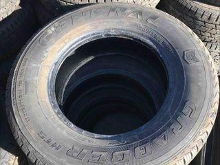 New 1 Tire LT225/75R 16 General Grabber HTS