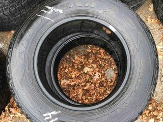 Used Set Of 2 Tires 255/65R17