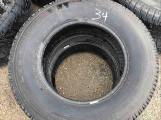 Used Set Of 2 Tires LT245/75R17