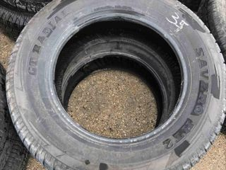 Used Set Of 2 Tires P265/65R18