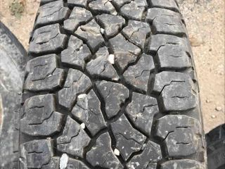 Used Set Of 3 Assorted Tires