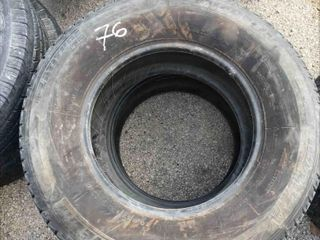Used Set Of 2 Tires 265/70R17