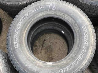 Used Set Of 2 Tires LT25/70R17