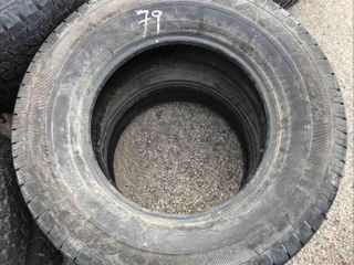 Used Set Of 2 Tires P265/70R7
