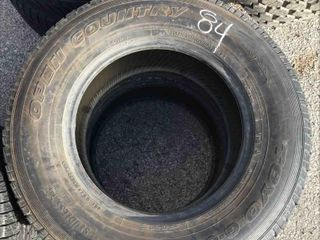 Used Set Of 2 Tires OT265/70R17