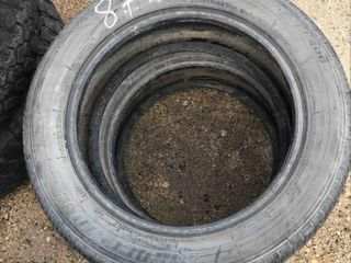 Used Set Of 2 Tires 205/55R16
