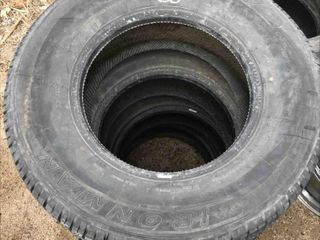 Used Set Of 4 Tires 255/70R16