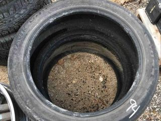 Used Set Of 2 Tires 285/45R22