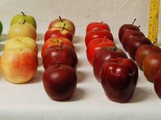 Heavy Duty Apple Decor   Nice For The Upcoming Holiday Season