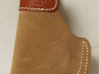 leather Gun Holster  DeSantis  106 U4 SOF TUCK