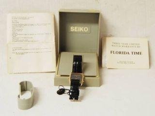 Very Nice Seiko Watch
