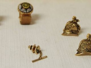 lot of Assorted Mens Jewelry Item   Tie Tacks  Pins and Cuff links   COOl