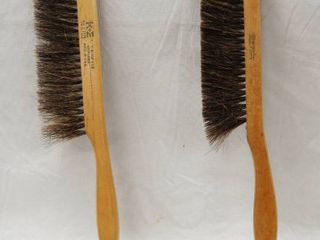 Vintage Drafting Dust Hand Brushes