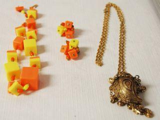 Vintage Unique Necklaces