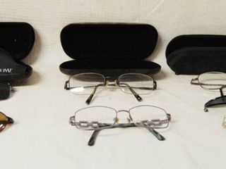 lot of Assorted Glasses