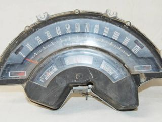 Instrument Panel Cluster from Antique Car