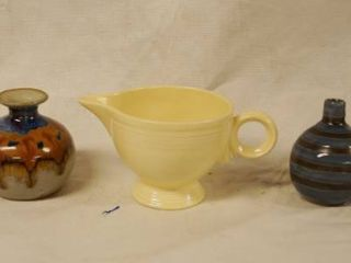 lot of Small Clay Pots