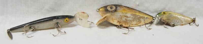 Vintage Fishing lures  3