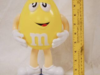 M M S Dispenser   The Yellow One