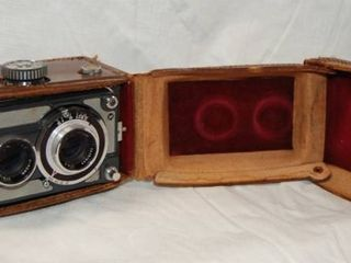 Vintage Yashica 44 Camera