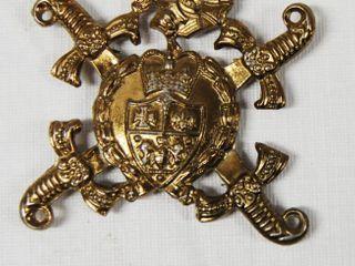 Vintage Brass Item