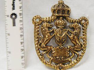 Vintage Brass Item Very Pretty