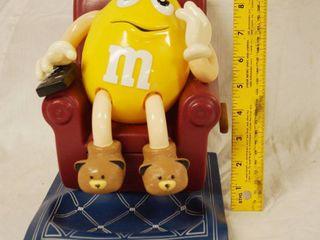 M M S Dispenser   Yellow Relaxing
