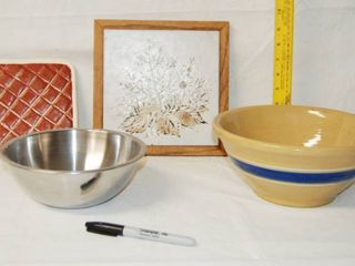 Misc Home Decor and Bowls