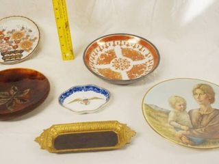 lot of Collectible Decorative Plates   Some rare ones here
