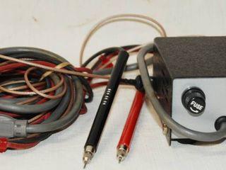 Vintage Electronic Testing Unit   Power Supply